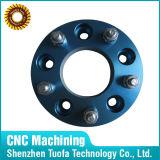 Kundenspezifische CNC-maschinell bearbeitenpräzisions-Distanzstücke mit der Farben-Anodisierung