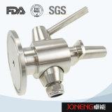Válvula da amostragem da cerveja do equipamento do alimento do aço inoxidável (JN-SPV2009)