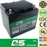 bateria do equipamento 12V33AH médico