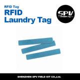 Extranjero impermeable H3 del silicón de la etiqueta de la frecuencia ultraelevada del lavadero de RFID