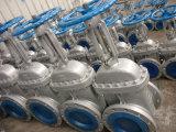 Soupape à vanne de bride d'A216-Wcb avec la norme de norme ANSI
