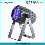 Osram 7*15W RGBW kann schmaler Träger LED NENNWERT Licht strahlen