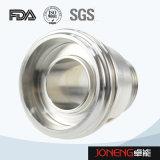 Adaptateur sanitaire de pipe de pente d'acier inoxydable (JN-FL4001)