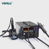 Станция вакуума Yihua 968dB+ паяя с больше запасной части