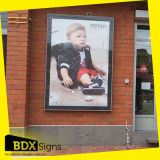 Single Sided défilement Signe / Light Box
