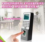 Leitor de cartão de MIFARE e dispositivo do controle de acesso da impressão digital (F09/MF)