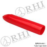 빨간 고무 Flexable 걸이 모자