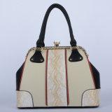 Signora di cuoio Handbag (P6422) del Tote dell'unità di elaborazione di nuovo modo