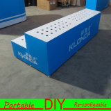 Custom Made Modular Display Rack Promotion Retail Portable