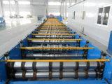 De aço do piso série do rolo da plataforma que dá forma à máquina