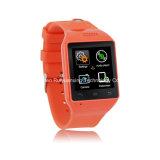 """S19 1.54 """"タッチ画面のカメラのスマートなBluetoothの腕時計"""