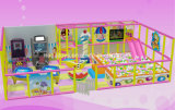 New Design Good Quality Candy Themem Indoor Soft Playground (A-15237)