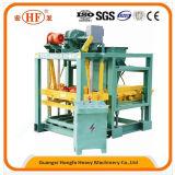 Máquina de fatura de tijolo concreta do Paver do cimento