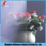vidro de teste padrão do espaço livre de 3mm/3.5mm/4mm/5mm/6mm/figura desobstruída vidro/vidro de teste padrão rolado desobstruído de /Flora do vidro de teste padrão do vidro de teste padrão do vidro/Nashiji/Karatachi