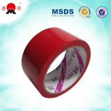 Rode Zelfklevende Verzegelende Band OPP Van uitstekende kwaliteit