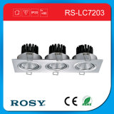 5W 10W 15W Energy - besparing Recessed COB LED Ceiling Light