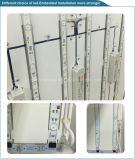 Врезанная прокладка, коробка выпушки кремния пленки ткани гибкая светлая (SS-LB20)