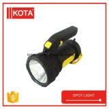 16 SMD 3W 높은 강한 힘 LED 반점 빛 플래쉬 등