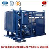 Estación hidráulica modificada para requisitos particulares, unidad de potencia, sistema hydráulico para el equipo especial