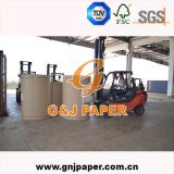 Zwischenlage-Papier gute Qualitätsbrown-Oberseite-Jungfrau-Kraftpapier-/Craft