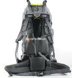 Sac à dos de hausse extérieur en gros, sac 70L campant de grande capacité