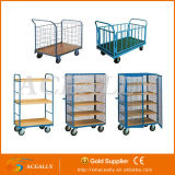Logistics Transportation를 위한 2016 새로운 Roll Table Trolley Container