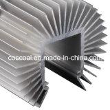 CNCの機械化を用いるCusomized脱熱器(TS16949: 2008証明される)