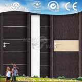 CIQ Soncapの公認のガラスパネル内部MDF PVCドア