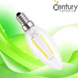 熱い2016年のLEDの蝋燭の球根120lm/W E12 E14 LEDライト