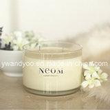 Bougies parfumées de soja pur comme cadeau de mariage
