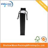 Voller schwarzer Drucken-Griff-Luxuxpapierbeutel (QY150013)