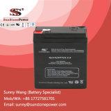 Bateria selada 2.8ah profunda da fonte de alimentação da bateria 6V do AGM do ciclo