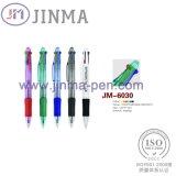 昇進のギフトプラスチック多色刷り ペンJm6030