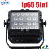 LED 20PCS*15W 5 in 1 Outdoor PAR Light