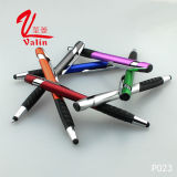 Crayon lecteur en plastique d'aiguille de stylo bille de qualité sur la vente