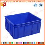 Caixa plástica da modificação do recipiente da fruta e verdura do supermercado do engranzamento (ZHtb39)