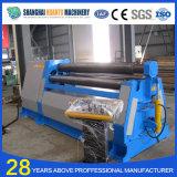 W11s CNC-hydraulische Platten-Rollen-Maschine
