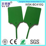 Plastikreißverschluss-Dichtung der Foshan-Plastikdichtungs-Fabrik-Fertigung-41cm mit grosser Kennsatz Größe