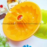 Изготовленный на заказ круглый инструмент Sc07 выпечки прессформы булочки лотка булочки силикона
