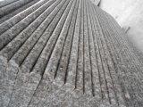 中国の普及した磨かれたG664薄い灰色の花こう岩のタイル