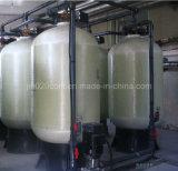 Filtro de agua de los medios del control automático con la mancha o la cabeza de la válvula de Runxin
