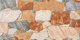세라믹 Inkjet Rustic Stone Exterior Wall Tile (300X600mm)