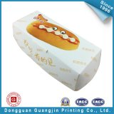 Blanc Food Packaging Paper Box avec wondow (GJ-box142)