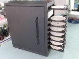 bis zum Fach 24X 1 mit 7 Maschine der Tellersegment-DVD