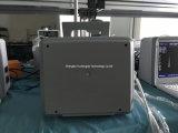 Sistema portátil de mano certificado por la CE Equipo de parámetros múltiples ultrasónico