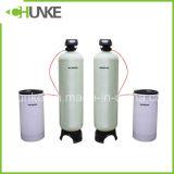 Sistema del filtro del suavizador de agua para la depuradora con el tanque de FRP