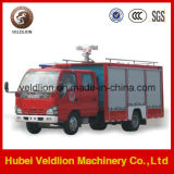Isuzu 5000L Water Tank Fire Fighting Truck