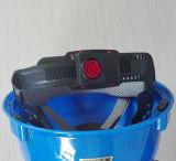 ABS HDPEの高品質の熱い産業安全のヘルメット、構築の安全ヘルメット、アメリカの安全ヘルメット
