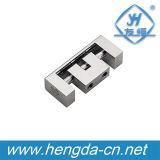 Fechamento do armário do plano da liga do zinco Yh9632 para o fechamento de porta