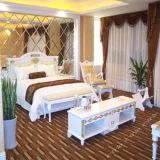 Meubles en bois modernes chinois de chambre à coucher